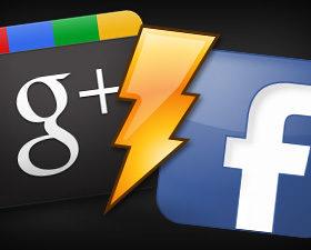 Διαφορές μεταξύ Google+ και Facebook