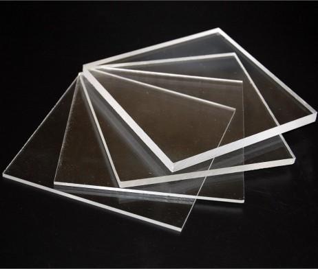Διάφανο πολυκαρβονικό - Διάφανο ακρυλικό