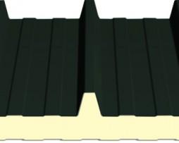 Πάνελ οροφής Τραπεζοειδής -Χρώμα Ral 6005