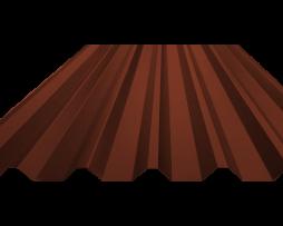 Λαμαρίνα 8 Κορυφών Χρώμα ral 8004