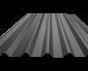 Λαμαρίνα 8 Κορυφών Χρώμα ral 9006