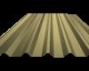 Λαμαρίνα 8 Κορυφών Χρώμα ral 1015