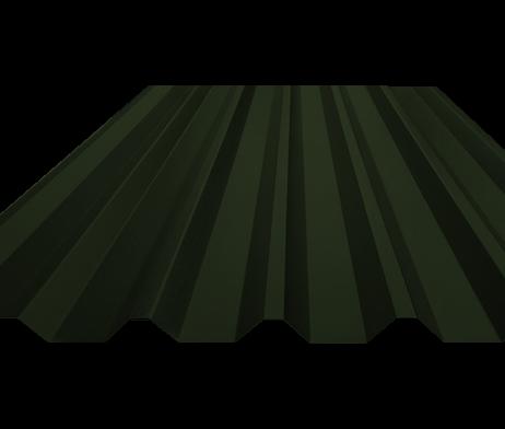 Λαμαρίνα 8 Κορυφών Χρώμα ral 6020