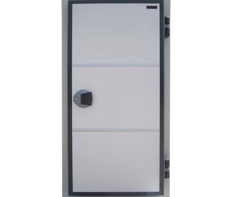 Coldroom chiller hinged door plinth block